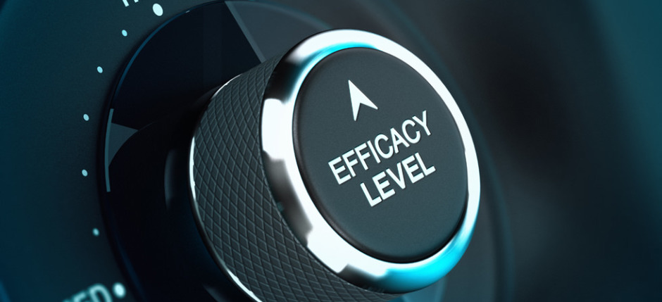 High Self Efficacy Level - Efficiency Objective